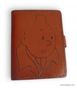 Funda-Tintin