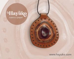 Colgante-circular hayuko