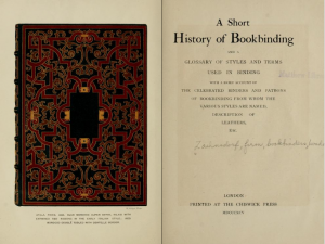Short-History-Bookbinding