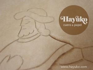 DibujoPeregrinoHayuko copia
