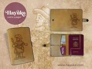 PasaportePeregrinoHayuko