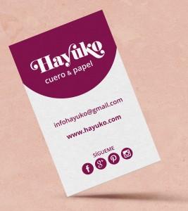 Tarjeta Hayuko2