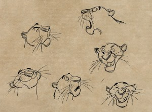 Dibujos-Baghera