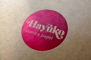 Letterpress-Hayuko