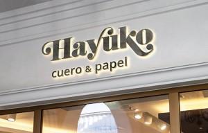 LetreroHayuko