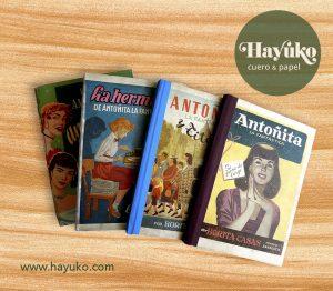 Libros-AntoñitaPegadosHayuko